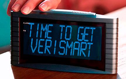 VeriSmart Clock