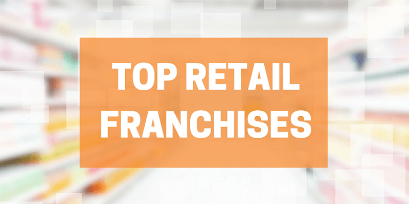 best retail franchises
