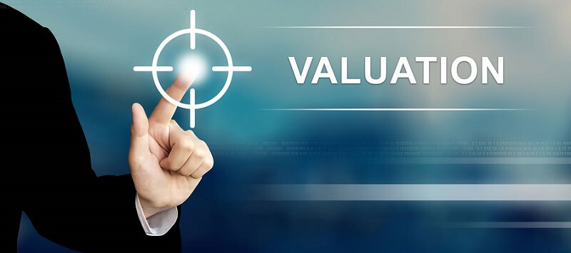 valuation of the business