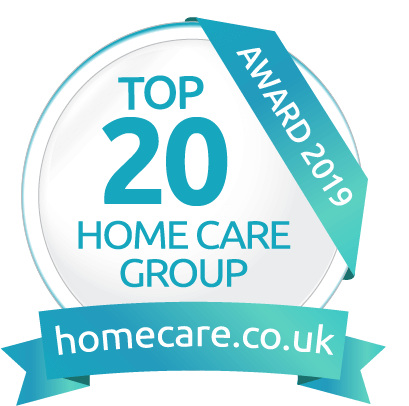 Home Instead Top 20 Award