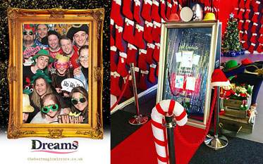 Mirror Franchise Photo Booth
