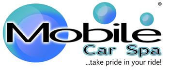 Mobile Car Spa Logo