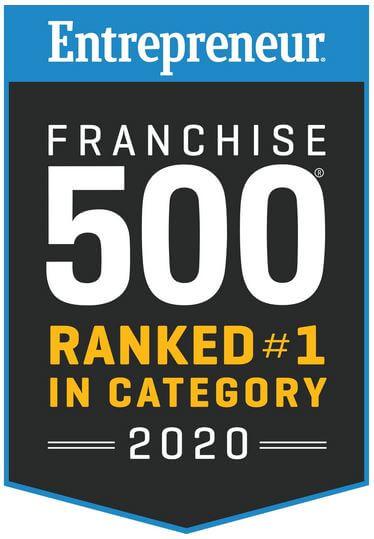 Franchise 500 Ranked number 1
