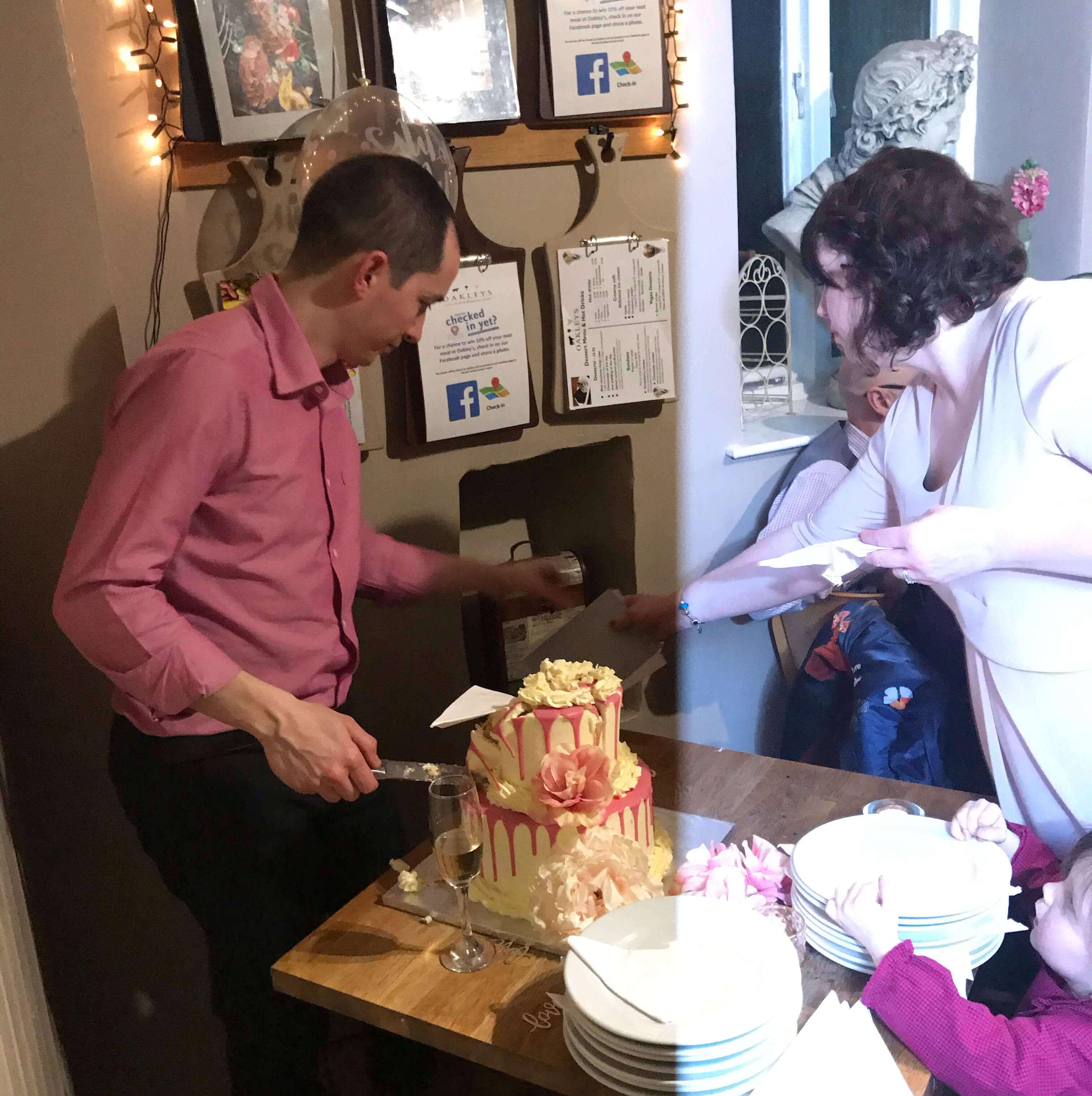 Wedding Cake Oakleys
