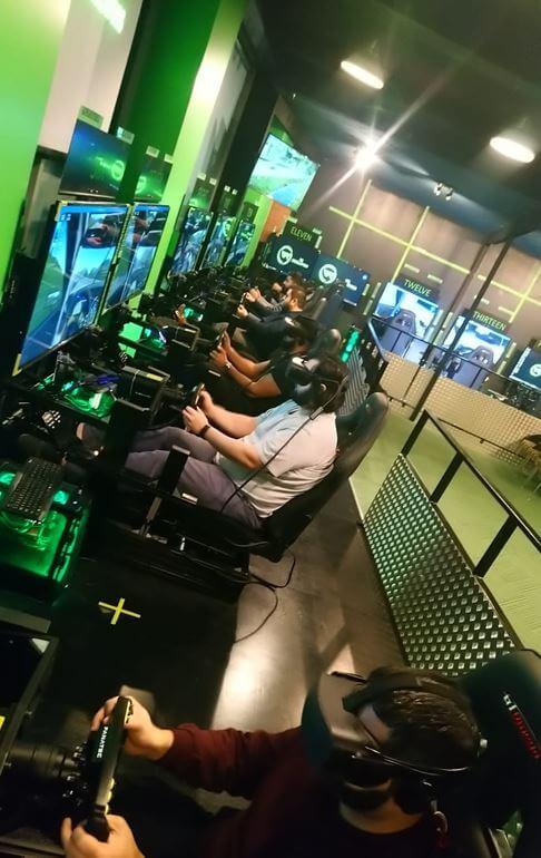 VR Simulators Center