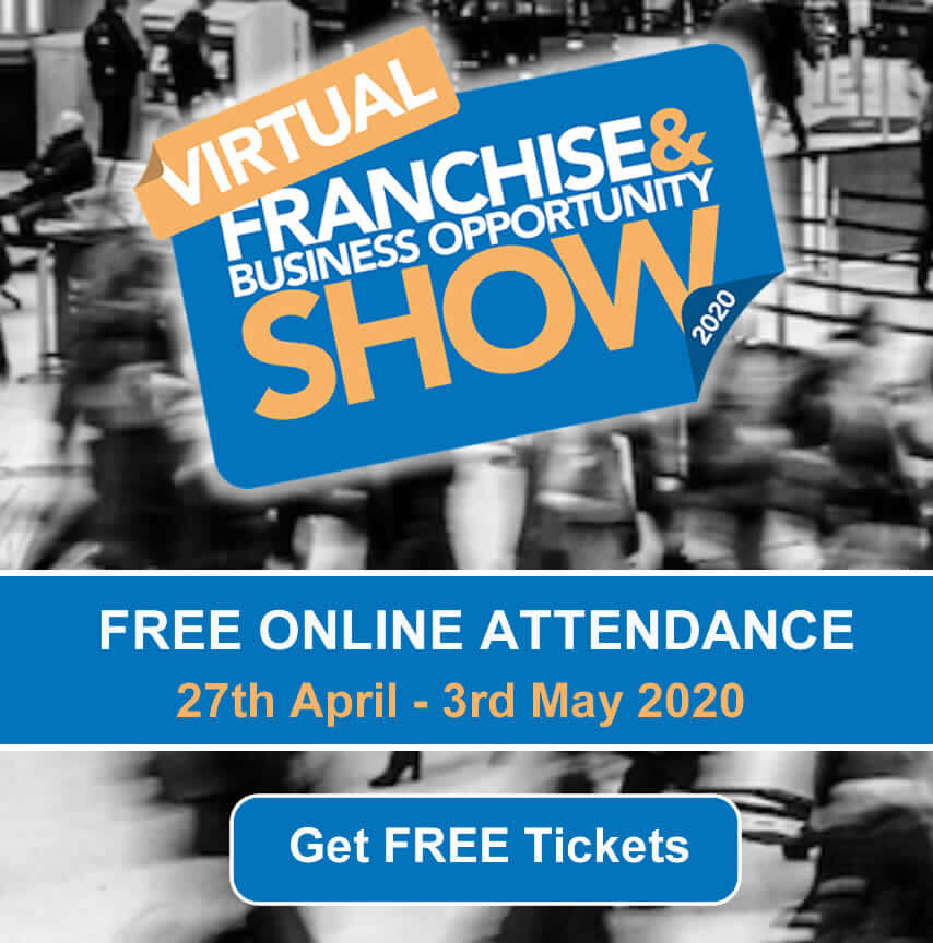 Virtual Franchise Show Exhibition Event