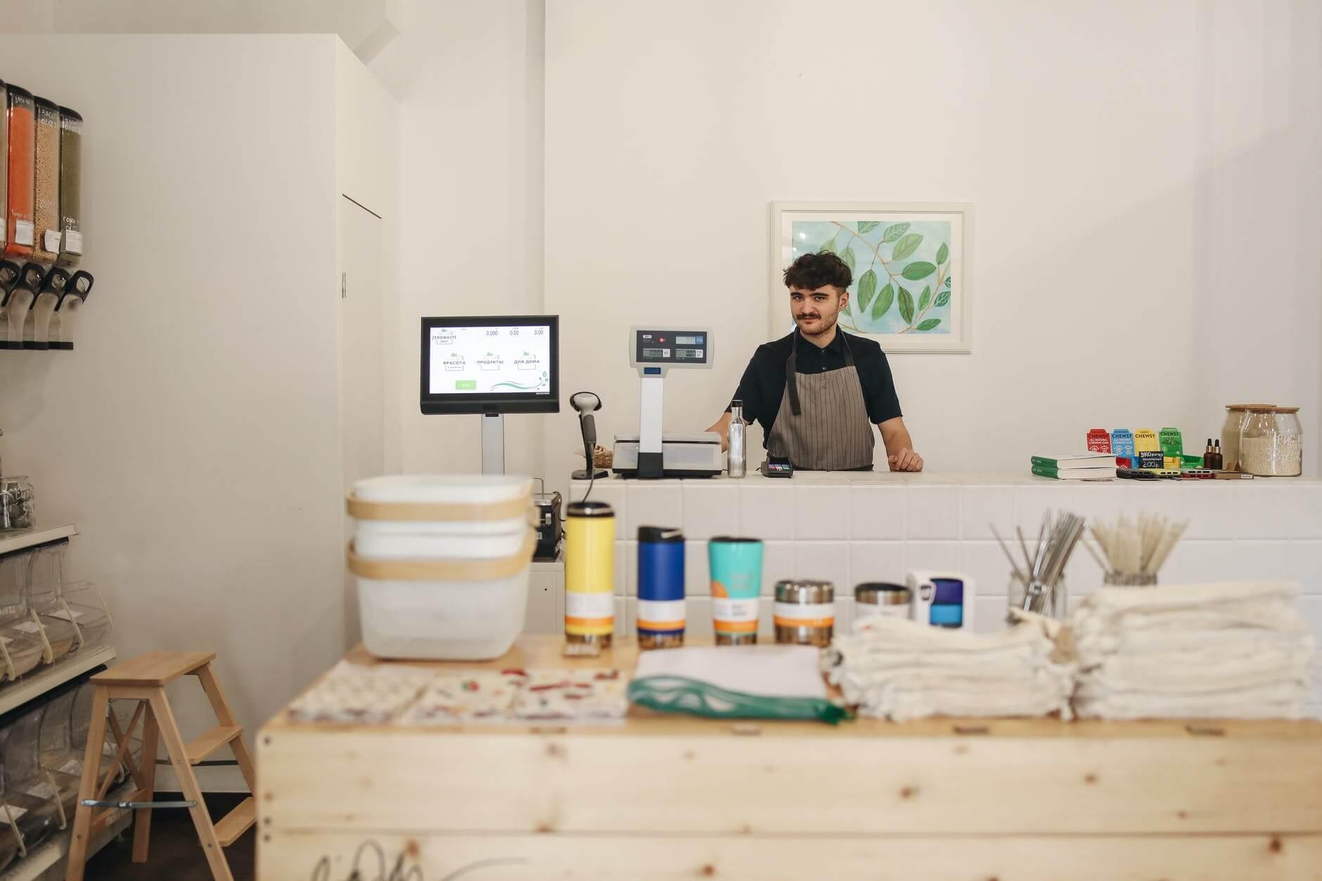 Pexels Shopkeeper