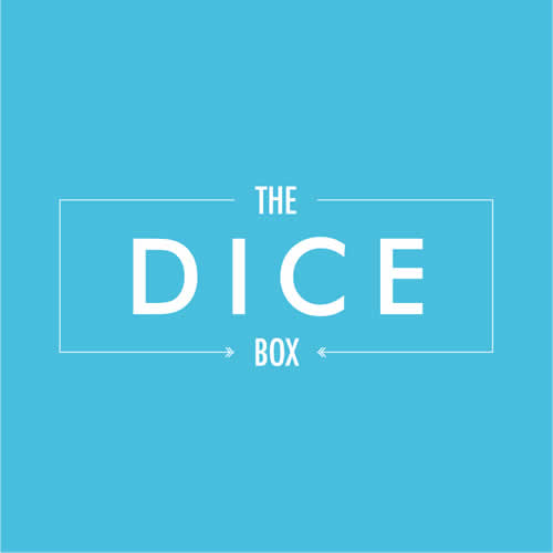 The Dice Box Franchise Logo