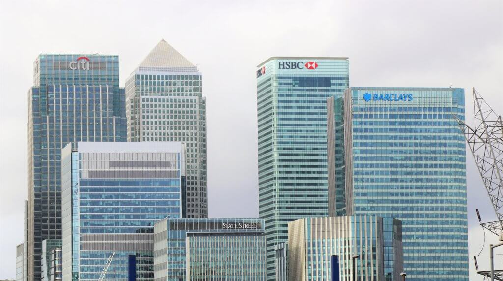 Canary Wharf Franchise Banks