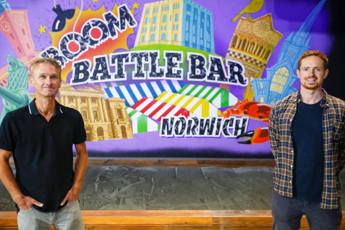 Battle Bar