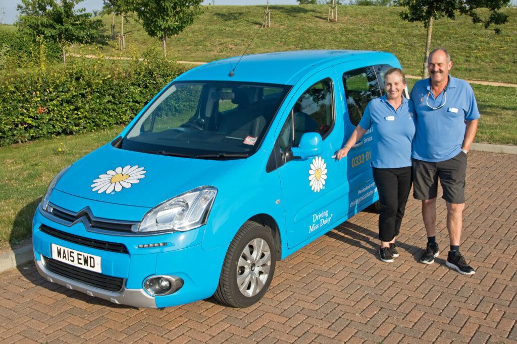 Bognor Regis Franchisee Driving Miss daisy