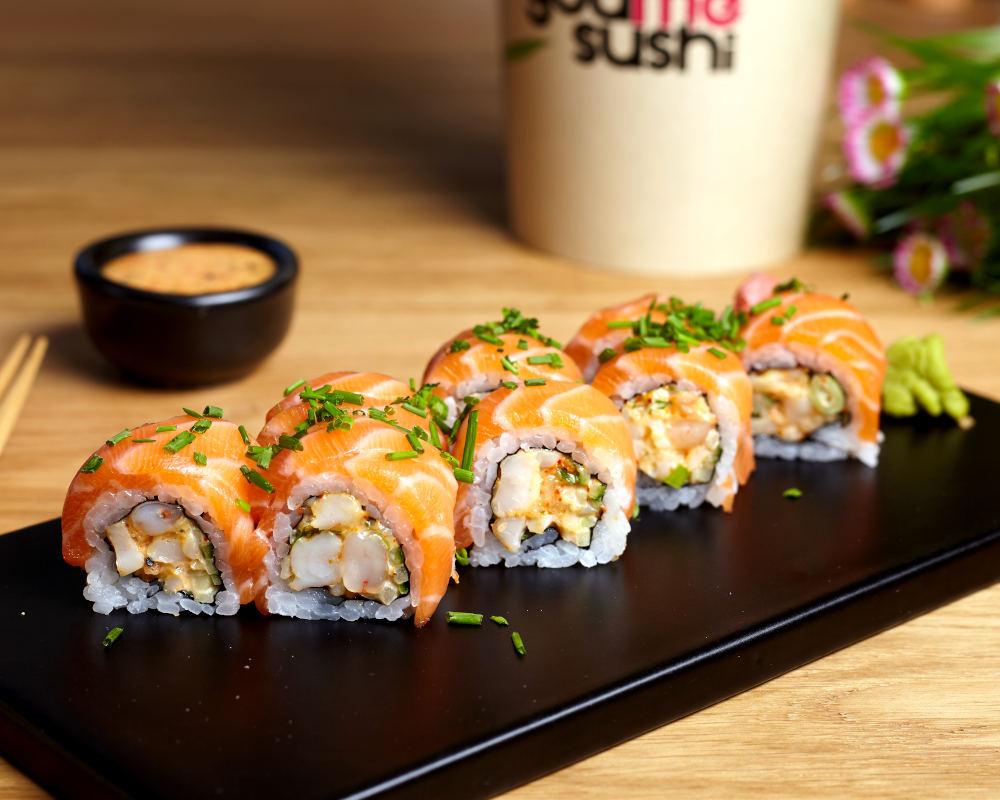 Fire Cracker Sushi