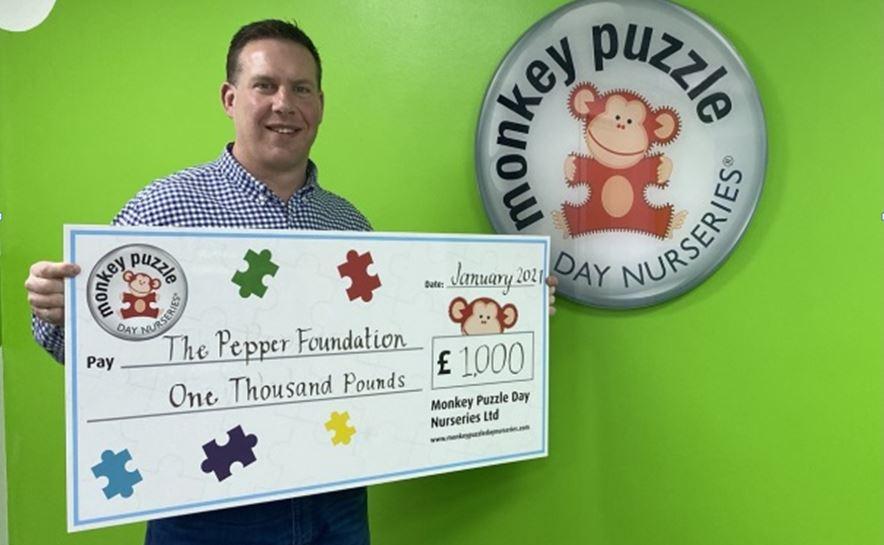 Monkey Puzzle Pepper Foundation