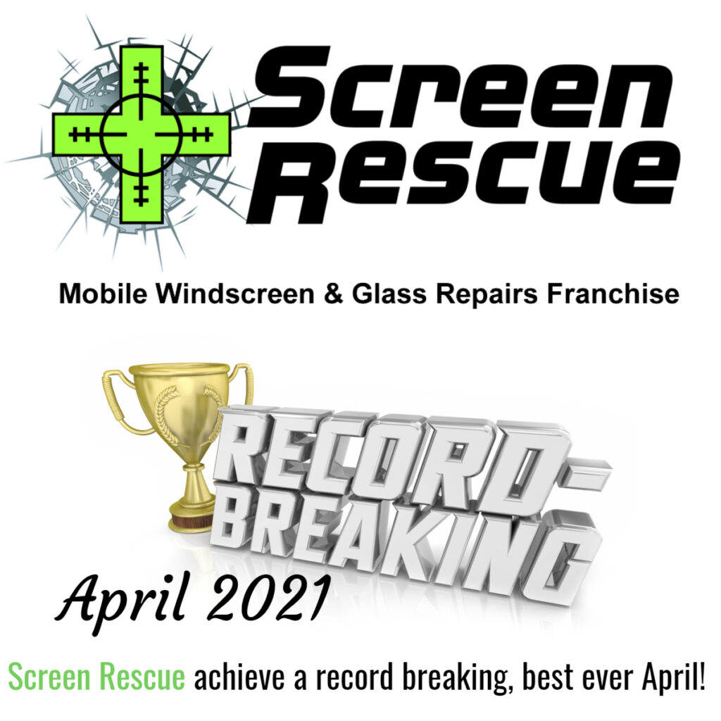 Record Breaking April