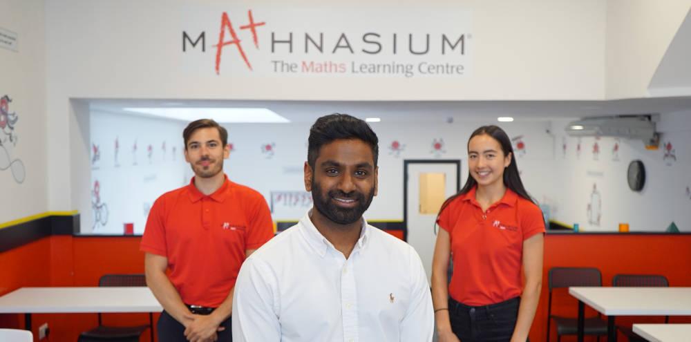 Mathnasium Top Image
