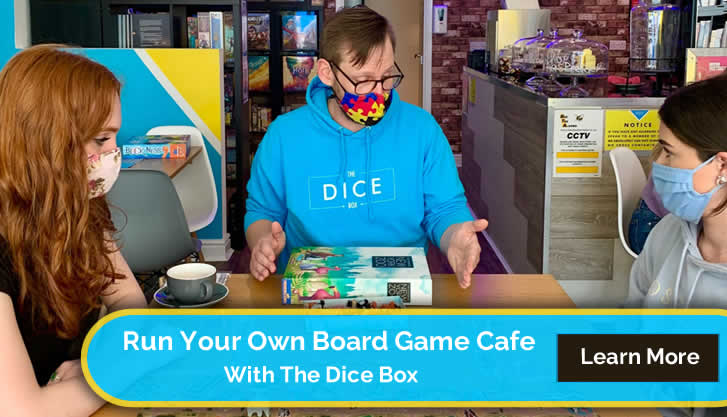 The Dice Box Coffee Shop Franchise