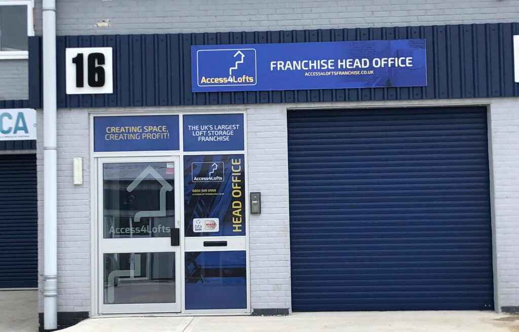 Access4Lofts New Office