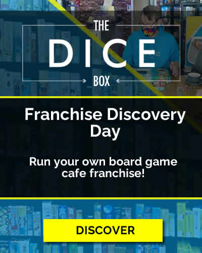 Dice Box Franchise Discovery Day